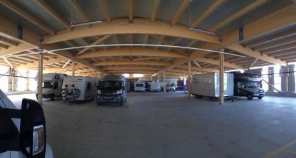 Zweites Obergeschoss im Industriegebäude Birmensdorf